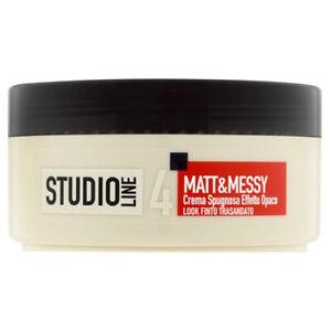 L'Oreal Paris Studio Matt & Messy Cream Spongy 150ML - 3600522227533