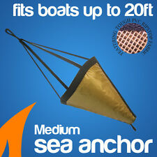 Sea Anchor Drogue Fits Boats Up to 20ft ---M