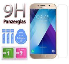 2x Samsung Galaxy A3 2017 panzerglas Schutzglas Panzerfolie Schutz folie Glass