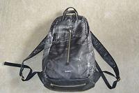 Paul Smith X-Ray Print Hamilton Gold Zip Mens Unisex Rucksack / Backpack Bag