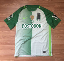 ATLETICO NACIONAL COLOMBIA CHARALES 2017-2018 AUTHENTIC NIKE SOCCER JERSEY SHIRT