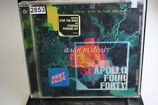 Gettin High on Your Own Supply - Apollo 440 , 2000 , Music CD (NEW)