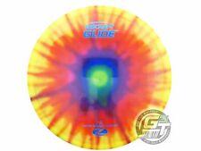 New Discraft Elite Z Glide 173-174g Rainbow Burst Dyed Fairway Driver Golf Disc
