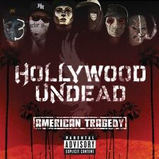 Hollywood Undead - American Tragedy [New CD] Explicit
