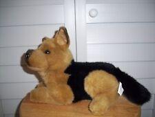 E & J Prima Cassic Collection plush German Shepherd Dog