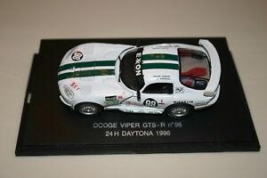 1/43 DODGE VIPER GTS-R #98 24 HOURS OF DAYTONA 1996 ARCHER DISMORE COBB