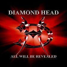 DIAMOND HEAD - All Will Be Revealed  LP  RED