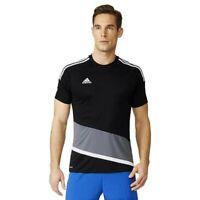 Adidas Mens Regista 16 Climacool Soccer Short Sleeve Jersey Black Size M AI3331