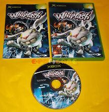 WHIPLASH XBOX 1 Versione Ufficiale Italiana ○○○○○ COMPLETO - USATO