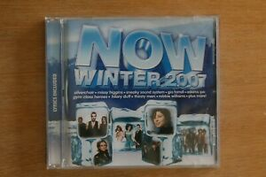 Now Winter 2007 - Silverchair, Robbie Williams, Shakira    (Box C760)