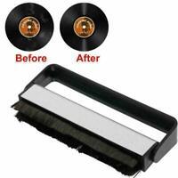 1pc Durable Carbon Fiber Vinyl Record Cleaner Anti Hot Q6U3 Bristle Sale B7J1