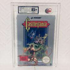 Castlevania Graded UKG 85+ Nintendo Nes Sealed VGA Unopened