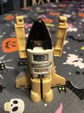 New listing Vintage 1983 GoBots Space Shuttle Popy Japan Go-Bots Robot *Works* *Rare*