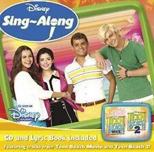 Disney Sing-Along: T - Disney Sing-Along: Teen Beach Movie & Teen Beach 2 [New C