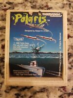 Rare Atari 2600 Game Cartridge Polaris Tigervision 1983 Taito UNTESTED FREE SHIP
