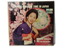 Werner Muller 'Cherry Blossom Time In Japan' LP