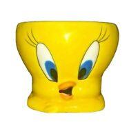 Tweety Bird Ceramic 3-D Face Mug/ Cup ( 1999 Warner Bros. collector Mug)