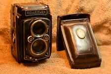 Rolleiflex 80mm 2.8 Zeiss-Opton Tessar for repair