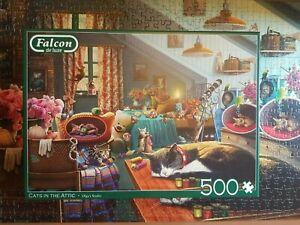 Falcon Puzzle 500 Teile