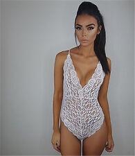 Plus Size Sexy Lace Lingerie Dress Babydoll Womens Underwear Nightwear Bodysuit