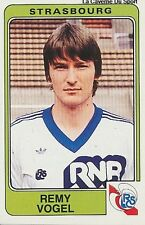 N°291 VOGEL # SUISSE RC.STRASBOURG VIGNETTE PANINI FOOTBALL 86 STICKER 1986