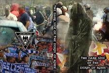 DVD IRR.LAZIO SECRET FOOTAGE  (IRR.CURVA NORD,12,ULTRAS LAZIO,SS LAZIO 1900,BN)
