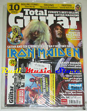 TOTAL GUITAR Magazine n 177  2008 + cd Iron Maiden Rolling Stones Gallows Eagles
