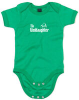 The Goddaughter, The Godfather inspired Kid's Printed Baby Grow