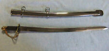 Civil War United States Cavalry Sword Replica - Enlisted (Nco) Issue - Lqqk!