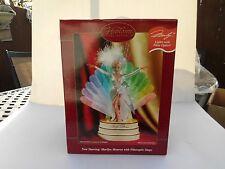 Carlton Cards Marilyn Monroe Holiday Ornament Fiberoptic Stage Mint Box Near M