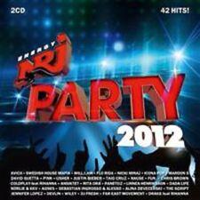 """Various Artists - """"NRJ Party 2012"""" - 2012 - Double CD Album"""