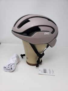 poc, omne air spin bike helmet for commuters and road cycling large, moonstone g