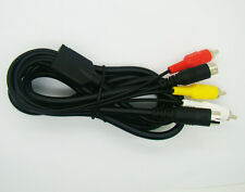 1.8 Meter AV TV S-Video SAV Cable Display Cable /Lead for SEGA Saturn Console