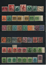 Germany, Deutsches Reich, Nazi, liquidation collection, stamps, Lot,used (TT 58)