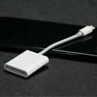Lighting to Card Reader Adapter USB Camera Micro SD Memory Slot for iPhone iPad
