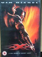 VIN DIESEL ASIA ARGENTO Xxx 2002 Azione SPORT ESTREMI SPIA FILM UK DVD