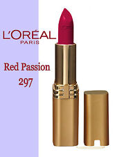 L'Oreal Paris Beautiful & Brand NEW Listick Shade 297 Red Passion FREE Postage