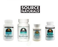 Source Naturals BETA SITOSTEROL - all sizes - select option