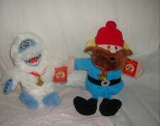 Bumble Abominable Snowman Yukon Cornelius Stuffed Christmas 50 Years