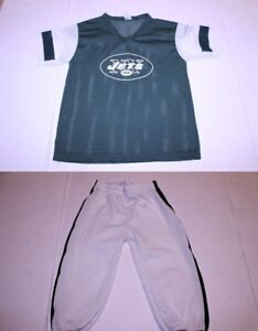 Youth New York Jets M Jersey & Pants Outfit Franklin