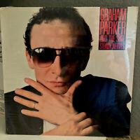 """GRAHAM PARKER & THE SHOT - Steady Nerves - 12"""" Vinyl Record LP - SEALED"""