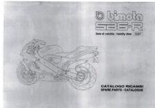 BIMOTA-SB-6-R-(1997-05)-Catalogo Ricambi-Spare Parts- Catalogue - ITA-ENG