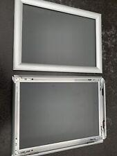 Aluminium A4 Clip Frames