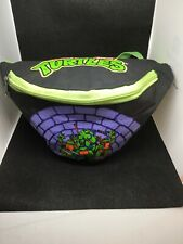 Teenage Mutant Ninja Turtles 1989 Vintage Fanny Pack Bag Hip Small TMNT retro