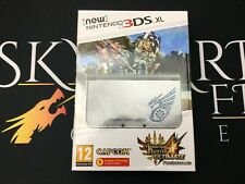 New Nintendo 3DS XL Console Monster Hunter 4 Limited Edition Ultimate (TESTED)