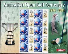 Australien Australia 2004 Golf Sport Kleinbogen Postfrisch MNH