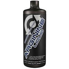 Scitec Nutrition Arginine Liquid 1000ml L-Arginine 1 Liter 5000mg L-Arginine 40x