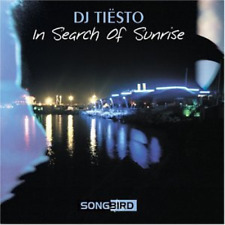 DJ TIESTO-In Search Of Sunrise 1  CD NEW