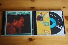 Rare Eresco Thelonius Monk and European Concert 1961 Pair Cds MINT