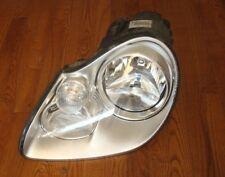 2005 PORSCHE CAYENNE 3.2L OEM Halogen Driver Left Side Headlight Assembly